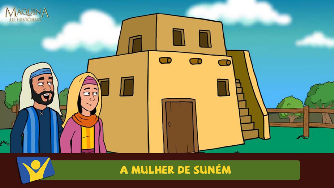 A mulher de Suném
