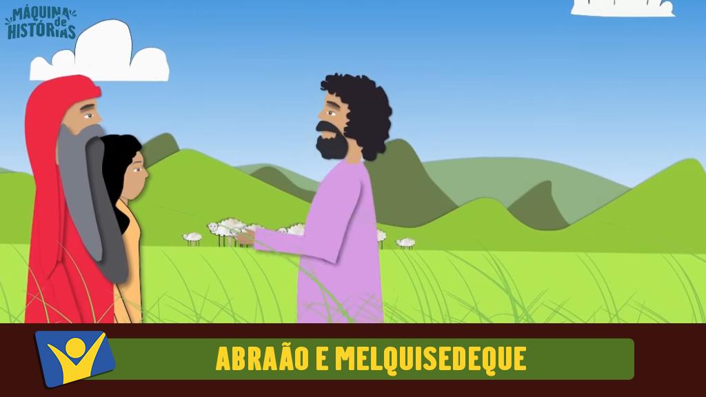 Abraão e Melquisedeque