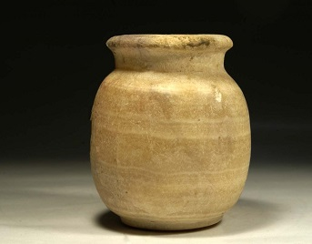 O Vaso de alabastro
