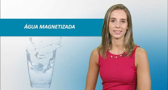Nutrição: água magnetizada tem benefícios para a saúde?