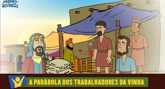 A parábola dos trabalhadores da vinha