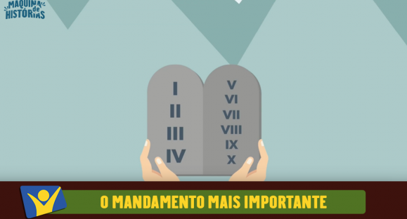 O mandamento mais importante