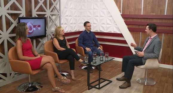 Daniel Nunes recebe comentaristas do NT Sul para um bate-papo