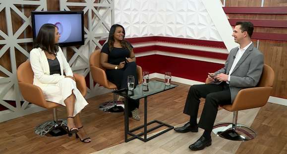Telma Thomaz e Gabriela Belo contam experiência do primeiro emprego