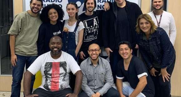 """Clube da Música com """"Hadassa O Musical"""""""