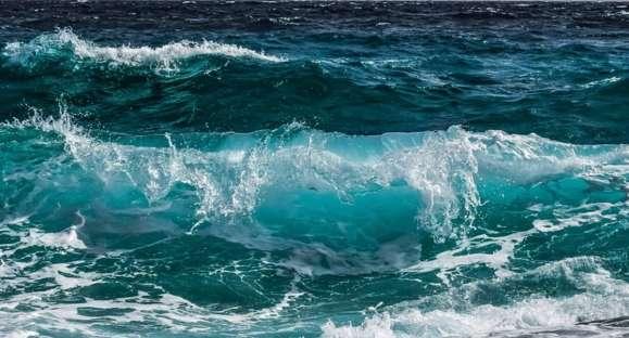 Mudança climática e os mares