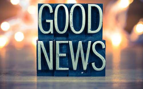 Boas Notícias em Tempos de Crise