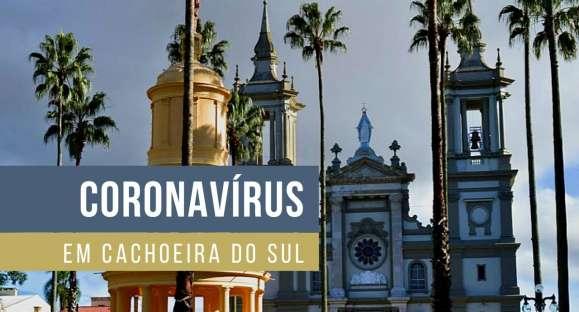 Cachoeira registra 83 novos casos de coronavírus nesta quinta