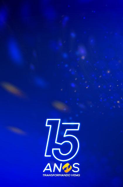 Anjos 15 anos – banner