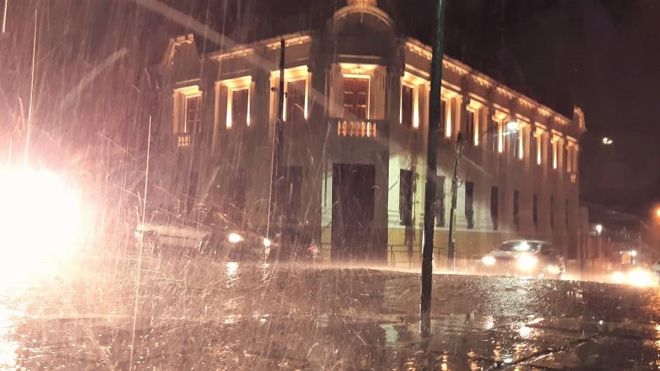 Tem mais chuva para Cachoeira do Sul nesta sexta-feira.