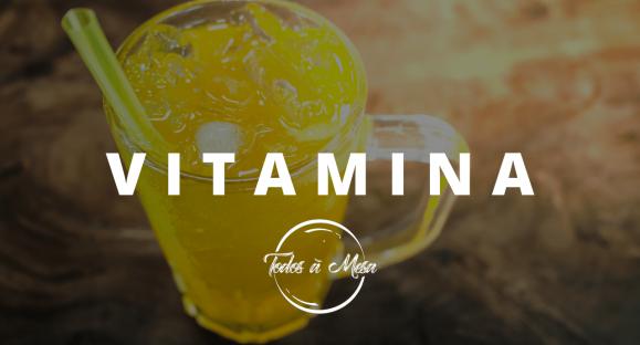 Vitamina Dourada