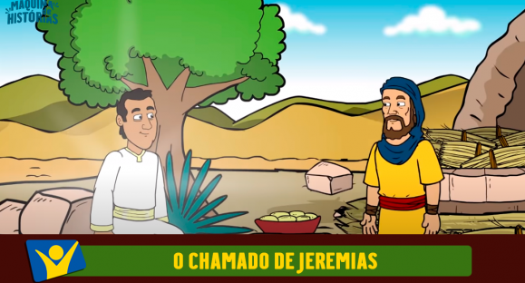 O chamado de Jeremias