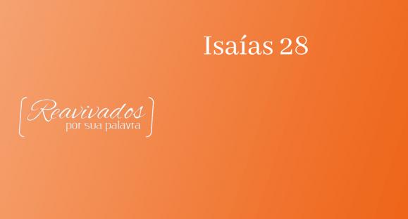 Isaías 28