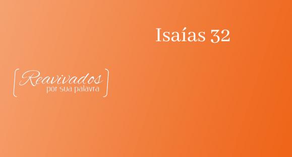 Isaías 32