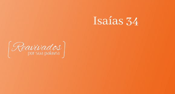Isaías 34