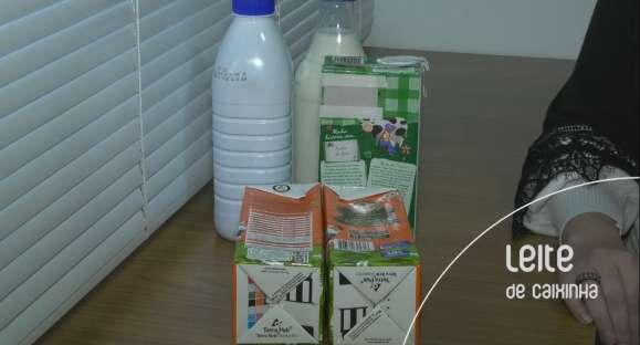 Alimentando escolhas: leite de caixinha tem conservantes?