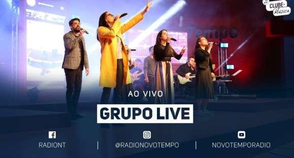 Clube da Música com Grupo LIVE