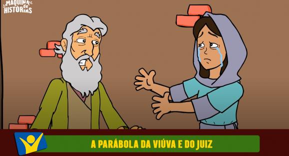 A parábola da viúva e do juiz