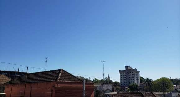 Semana começa com calor em Cachoeira do Sul