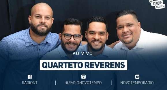 Clube da Música com Quarteto Reverens