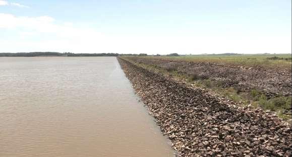 Produtores querem que Barragem do Capané seja privatizada