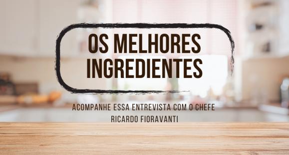 Ouça dicas de culinária saudável, com Ricardo Fioravanti.
