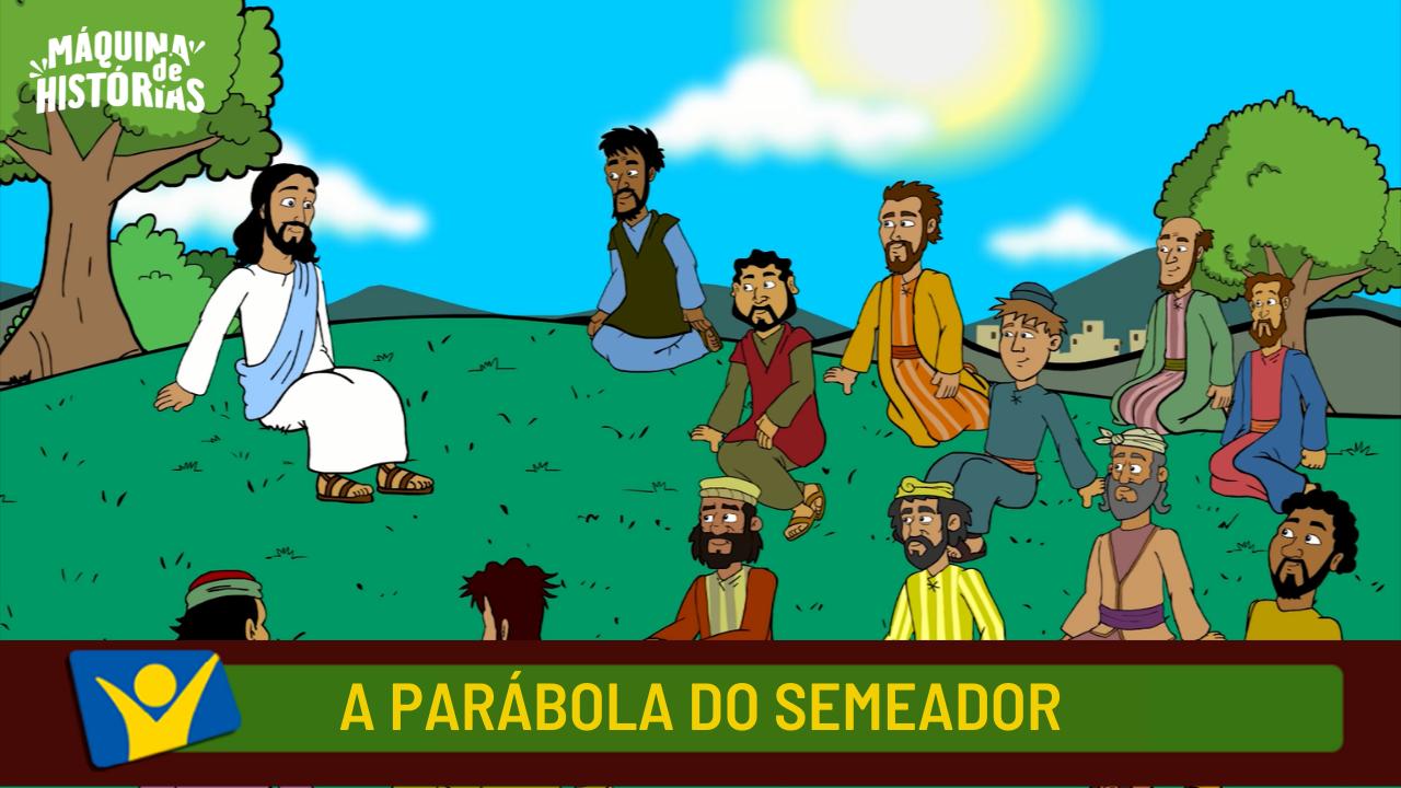 Jesus e a parábola do semeador